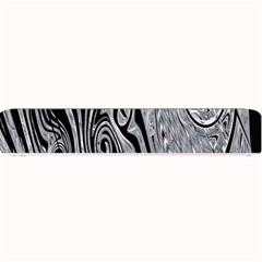 Abstract Swirling Pattern Background Wallpaper Small Bar Mats
