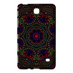 Rainbow Kaleidoscope Samsung Galaxy Tab 4 (8 ) Hardshell Case  by Nexatart