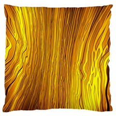 Light Doodle Pattern Background Wallpaper Large Cushion Case (two Sides) by Nexatart