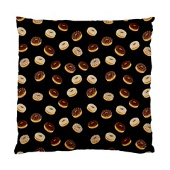 Donuts Pattern Standard Cushion Case (one Side) by Valentinaart