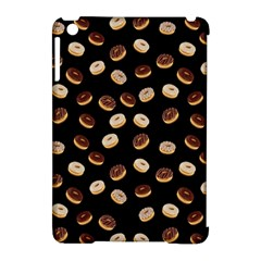 Donuts Pattern Apple Ipad Mini Hardshell Case (compatible With Smart Cover) by Valentinaart