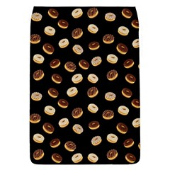 Donuts Pattern Flap Covers (l)  by Valentinaart
