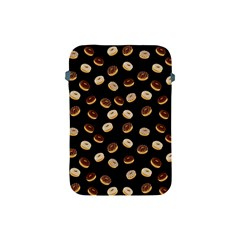Donuts Pattern Apple Ipad Mini Protective Soft Cases by Valentinaart