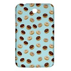 Donuts Pattern Samsung Galaxy Tab 3 (7 ) P3200 Hardshell Case  by Valentinaart