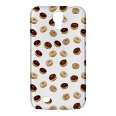 Donuts Pattern Samsung Galaxy Mega 6 3  I9200 Hardshell Case by Valentinaart