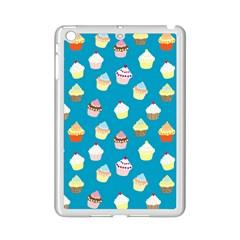 Cupcakes Pattern Ipad Mini 2 Enamel Coated Cases by Valentinaart