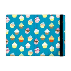 Cupcakes Pattern Ipad Mini 2 Flip Cases by Valentinaart
