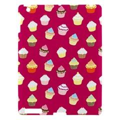 Cupcakes Pattern Apple Ipad 3/4 Hardshell Case by Valentinaart