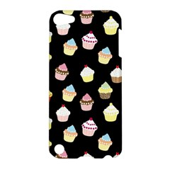 Cupcakes Pattern Apple Ipod Touch 5 Hardshell Case by Valentinaart