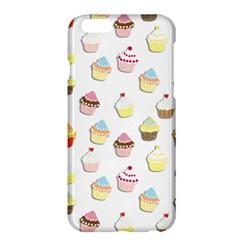 Cupcakes Pattern Apple Iphone 6 Plus/6s Plus Hardshell Case by Valentinaart