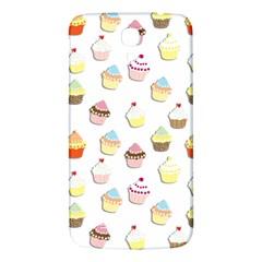 Cupcakes Pattern Samsung Galaxy Mega I9200 Hardshell Back Case by Valentinaart
