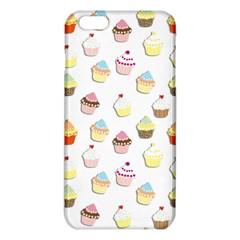 Cupcakes Pattern Iphone 6 Plus/6s Plus Tpu Case by Valentinaart