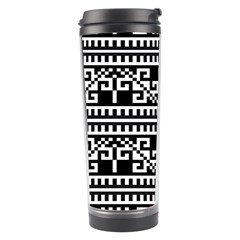 Traditional Draperie Travel Tumbler