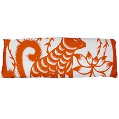 Chinese Zodiac Dog Body Pillow Case Dakimakura (two Sides) by Onesevenart