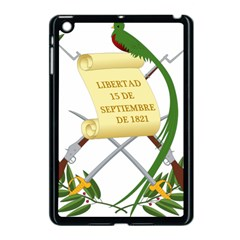 National Emblem Of Guatemala  Apple Ipad Mini Case (black) by abbeyz71