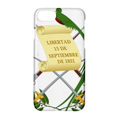 National Emblem of Guatemala Apple iPhone 7 Hardshell Case by abbeyz71