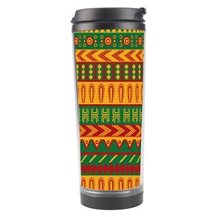 Mexican Pattern Travel Tumbler