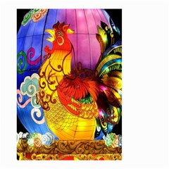 Chinese Zodiac Signs Small Garden Flag (two Sides) by Onesevenart