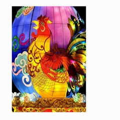 Chinese Zodiac Signs Large Garden Flag (two Sides) by Onesevenart