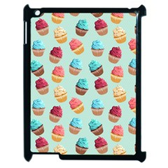Cup Cakes Party Apple Ipad 2 Case (black) by tarastyle