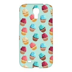 Cup Cakes Party Samsung Galaxy S4 I9500/i9505 Hardshell Case by tarastyle