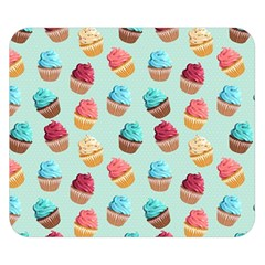 Cup Cakes Party Double Sided Flano Blanket (small)  by tarastyle