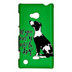 Dog Person Nokia Lumia 720 by Valentinaart