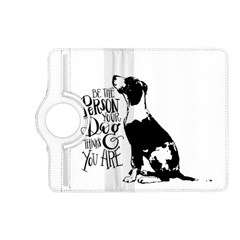 Dog Person Kindle Fire Hd (2013) Flip 360 Case by Valentinaart