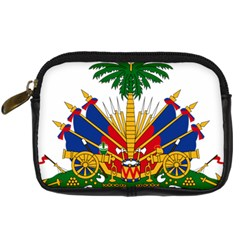 Coat Of Arms Of Haiti Digital Camera Cases by abbeyz71