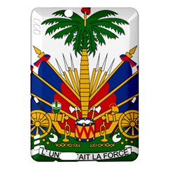 Coat Of Arms Of Haiti Kindle Fire Hdx Hardshell Case by abbeyz71