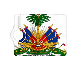 Coat Of Arms Of Haiti Kindle Fire Hd (2013) Flip 360 Case by abbeyz71