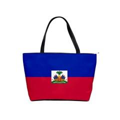 Flag Of Haiti  Shoulder Handbags by abbeyz71