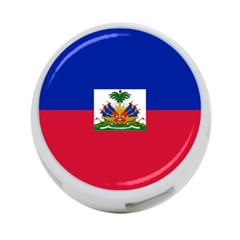 Flag Of Haiti  4 Port Usb Hub (two Sides)  by abbeyz71