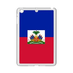 Flag Of Haiti  Ipad Mini 2 Enamel Coated Cases by abbeyz71