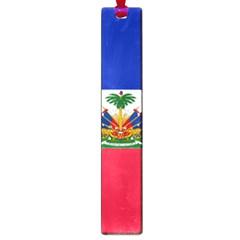 Flag Of Haiti  Large Book Marks by abbeyz71