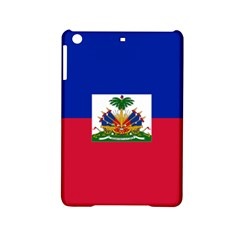 Flag Of Haiti  Ipad Mini 2 Hardshell Cases by abbeyz71