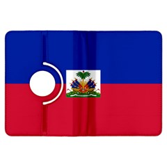 Flag Of Haiti  Kindle Fire Hdx Flip 360 Case by abbeyz71