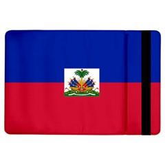 Flag Of Haiti  Ipad Air Flip by abbeyz71