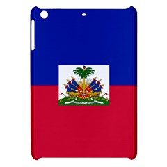 Flag Of Haiti Apple Ipad Mini Hardshell Case by abbeyz71