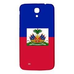 Flag Of Haiti Samsung Galaxy Mega I9200 Hardshell Back Case by abbeyz71