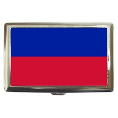 Civil Flag Of Haiti (without Coat Of Arms) Cigarette Money Cases by abbeyz71