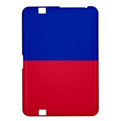 Civil Flag Of Haiti (without Coat Of Arms) Kindle Fire Hd 8 9  by abbeyz71