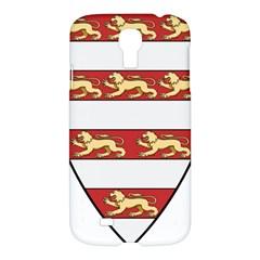 Hungarian Kings (1000 1301) & Seal Of King Emeric (1202) Samsung Galaxy S4 I9500/i9505 Hardshell Case by abbeyz71