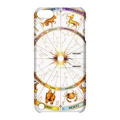 Zodiac Institute Of Vedic Astrology Apple Ipod Touch 5 Hardshell Case With Stand by Onesevenart