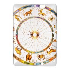 Zodiac Institute Of Vedic Astrology Kindle Fire Hdx 8 9  Hardshell Case by Onesevenart