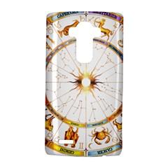 Zodiac Institute Of Vedic Astrology Lg G4 Hardshell Case by Onesevenart