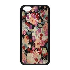 Japanese Ethnic Pattern Apple Iphone 5c Seamless Case (black) by Onesevenart