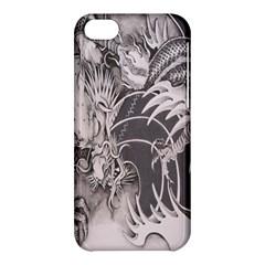 Chinese Dragon Tattoo Apple Iphone 5c Hardshell Case by Onesevenart