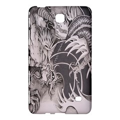 Chinese Dragon Tattoo Samsung Galaxy Tab 4 (8 ) Hardshell Case  by Onesevenart