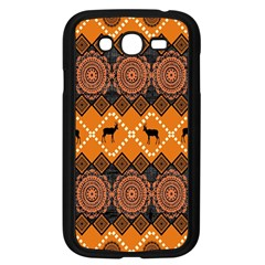 Traditiona  Patterns And African Patterns Samsung Galaxy Grand Duos I9082 Case (black) by Onesevenart